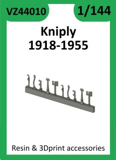 Kniply 1918 - 1955